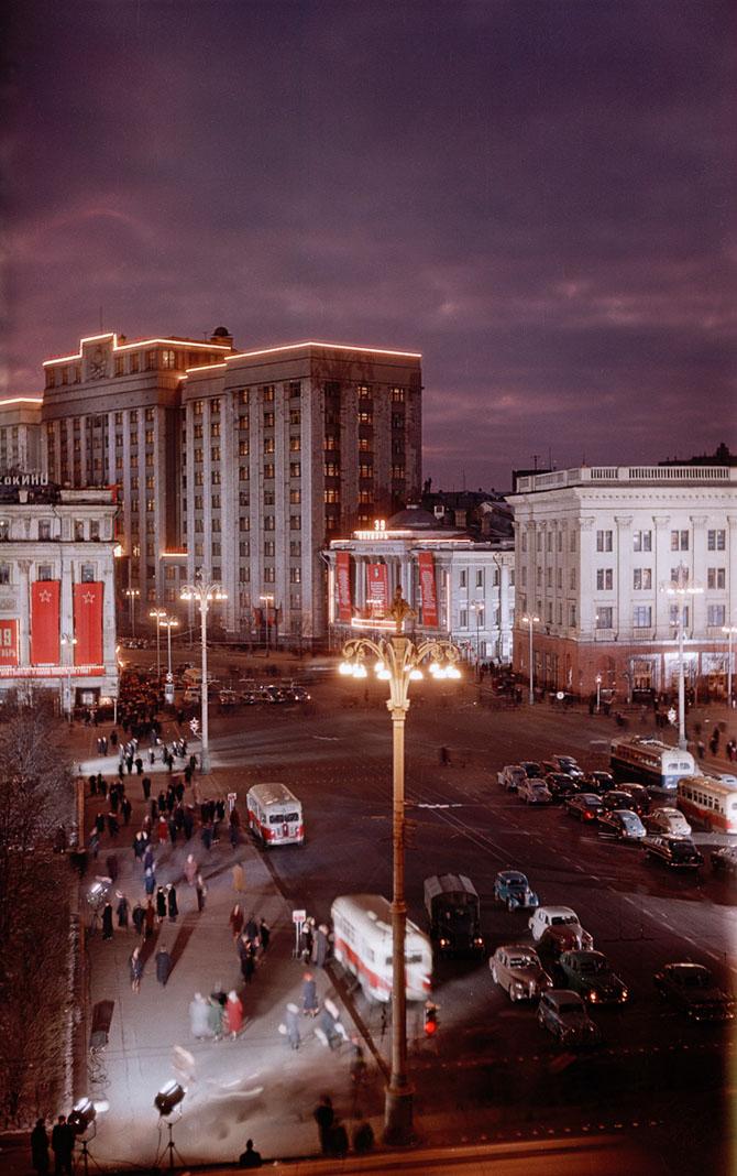 Площадь перед Большим театром