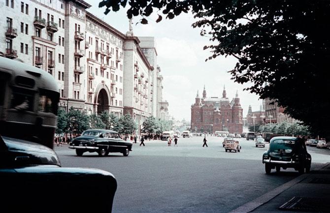 Москва. Исторический музей.