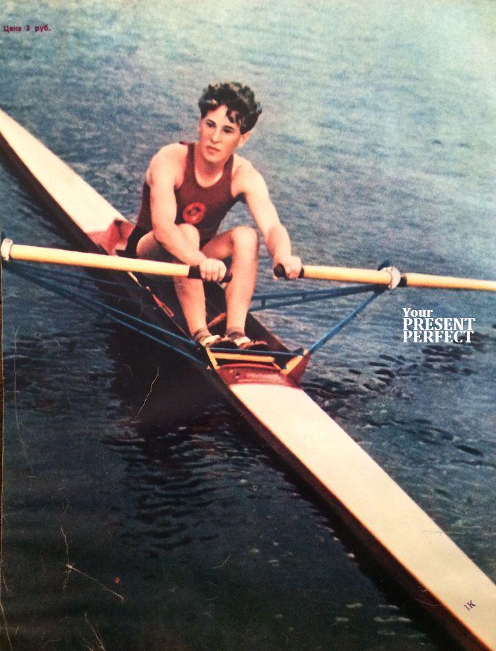 Фото 1953г. Журнал Огонек.