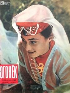 Журнал Огонек №46 ноябрь 1969