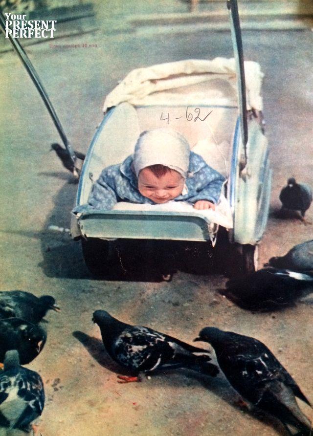 Фото 1962 год. Журнал Огонек.