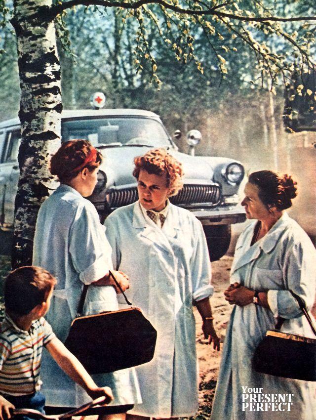 Фото СССР 1967 год. Журнал Огонек