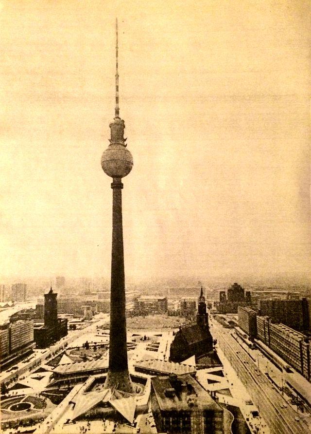 Берлин. 1974 год.