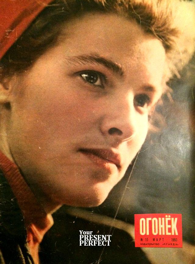Журнал Огонек №10 март 1960