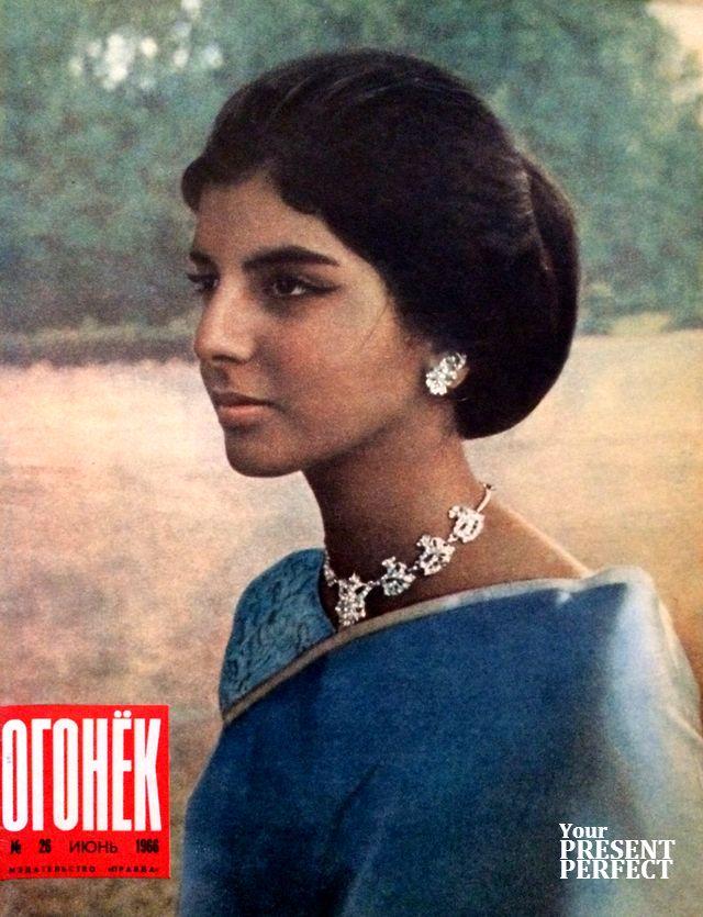 Журнал Огонек №26 июнь 1966