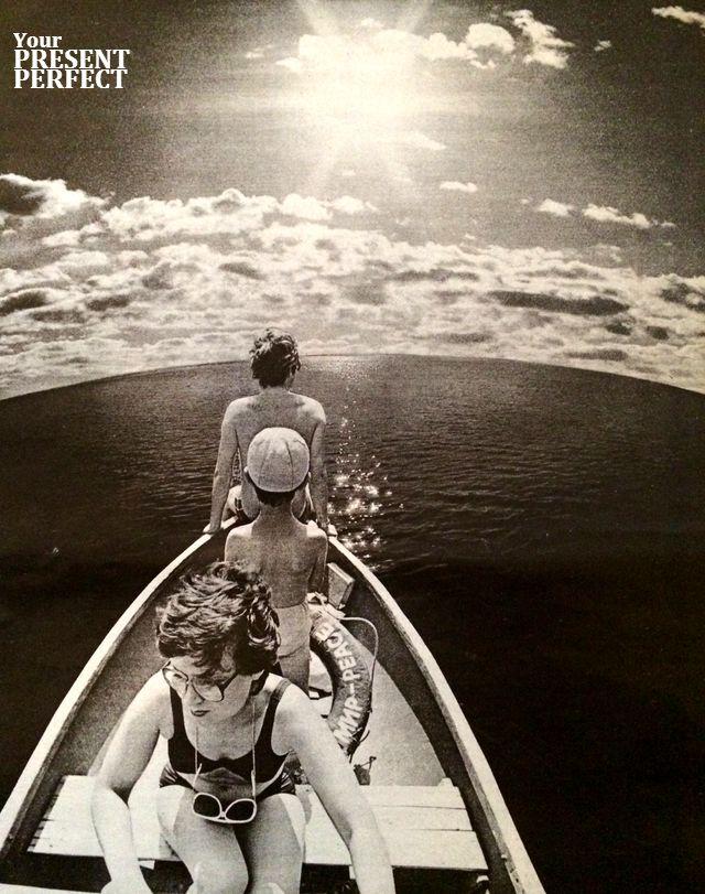 Трое в лодке. 1988 год.