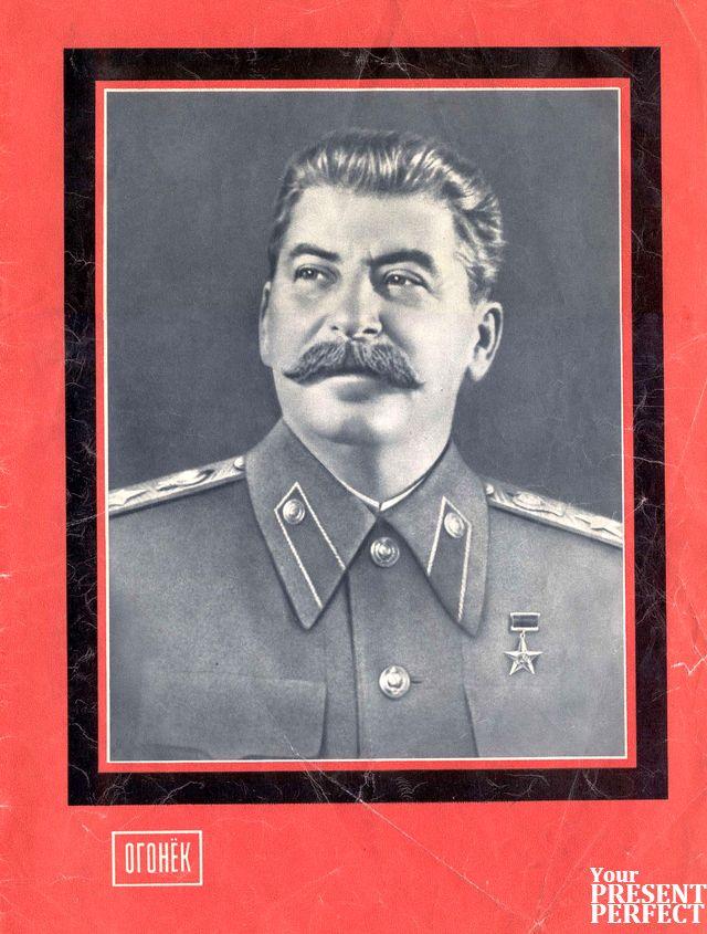 Журнал Огонек №10 март 1953